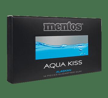 Mentos Gum Aqua Kiss - Alaskan