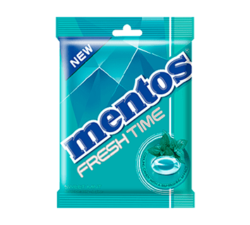 Mentos Fresh Time Sweet Mint