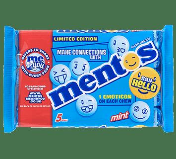 Mentos Mint 5 Pack