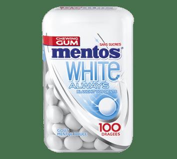 WHITE ALWAYS GOÛT  MENTHE DOUCE