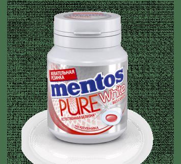 PURE WHITE со вкусом клубники