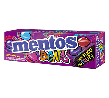 MENTOS BEATS BERRIES