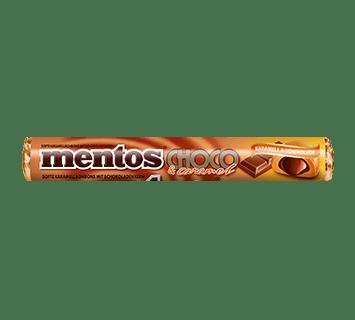 Mentos Choco Karamell & Schokolade