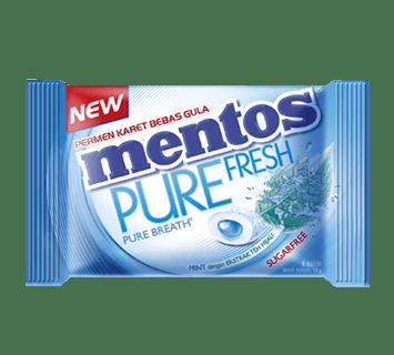 Mentos Pure Fresh Mint Blister