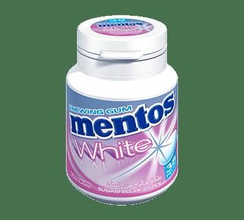 Mentos White Gum Bottle -Tutti Frutti