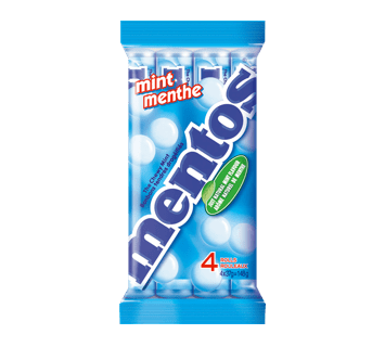 Mentos Chewy Mints Mint 4 Pack