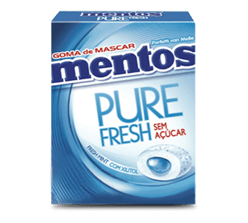 MENTOS PURE fresh - FRESH MINT