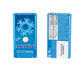 Mentos NOWMints Fresh Mint