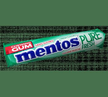 mentos Spearmint žvečilni rolica 15,5g