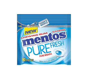 Mentos Pure Fresh Fresh mint bag