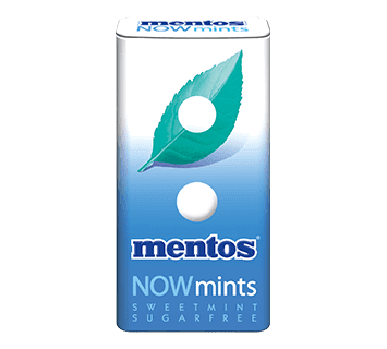 Mentos NOWmints Sweetmint