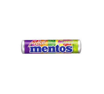Mentos Mini Roll Rainbow