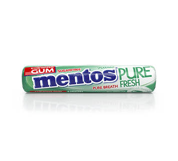 MENTOS KAUGUMMI PURE FRESH SPEARMINT