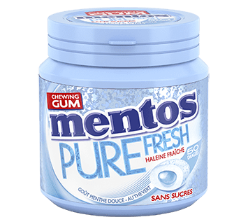 PURE FRESH [br/]MENTHE DOUCE