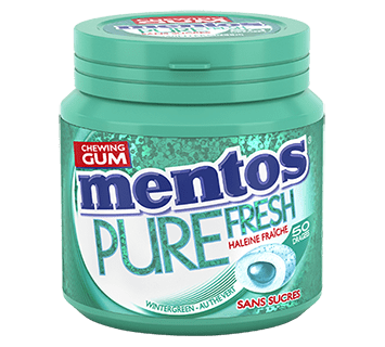 Pure Fresh wintergreen