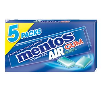 Mentos Gum Air Action 5 Pack
