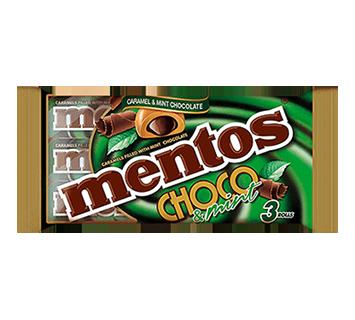 Mentos Choco & Mint 3 Pack