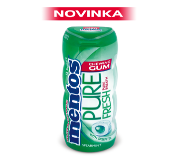 Mentos Pure Fresh Spearmint  - 15ks