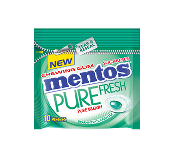 Mentos Pure Fresh Spearmint