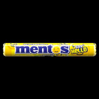 Mentos Lemonade