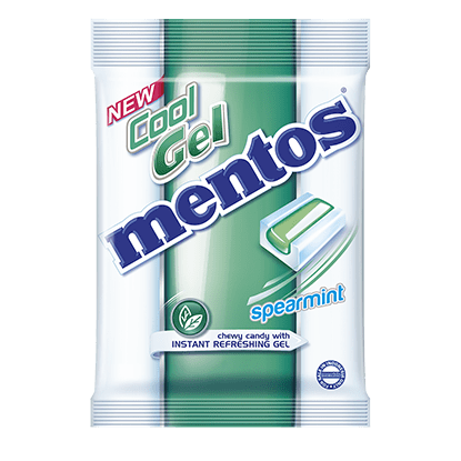 Mentos Cool Gel Spearmint
