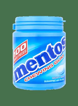 Mentos Gum Mighty Mint