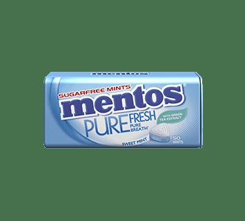 Mentos Pure Fresh Sweet Mint Tin