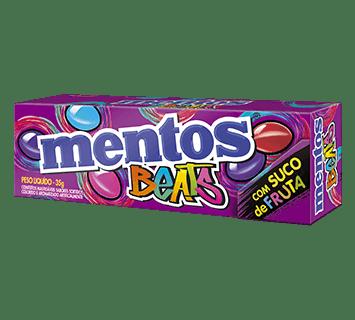 MENTOS BEATS BERRIES
