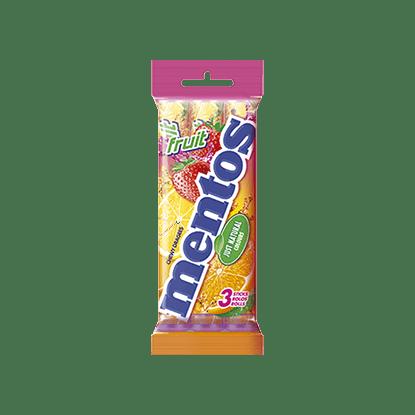 MULTIPACK MENTOS FRUIT
