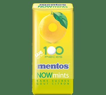 NOWMINTS Citron
