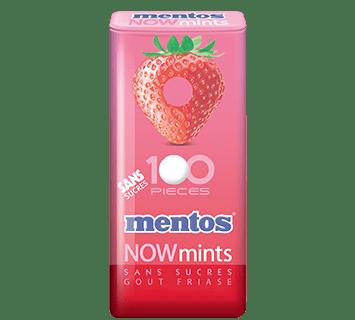 Nowmints fraise