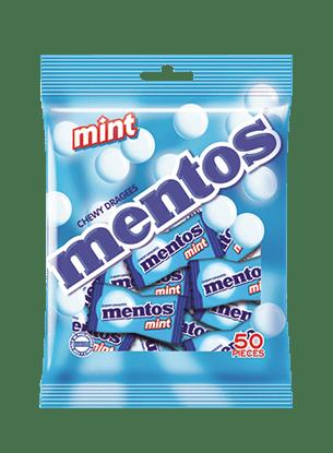 Mentos Mint Bag