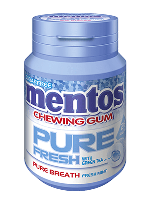 Mentos Pure Fresh Gum - FreshMint
