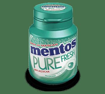 MENTOS PURE FRESH - wintergreen