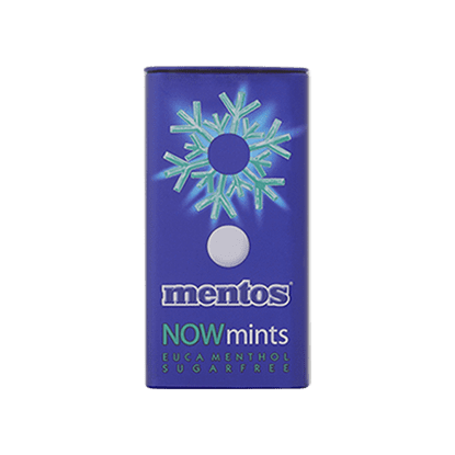 Mentos Now Mints Eucalyptus Menthol