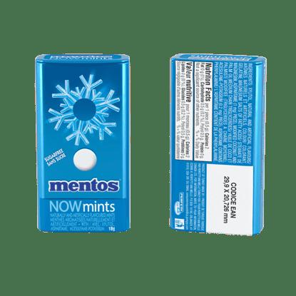 Mentos NOWMints Fresh Mint