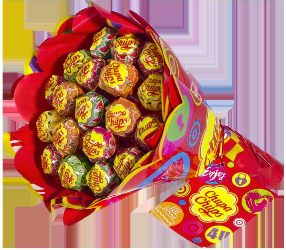 Flower bouquet | Chupa Chups