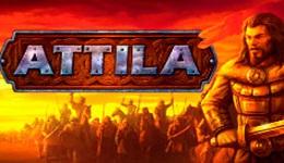 Игровой автомат Attila играть бесплат