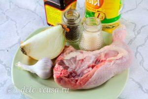 Курица в соевом соусе на сковороде рецепт с фото пошагово