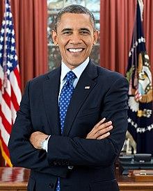 Barack obama position on economy