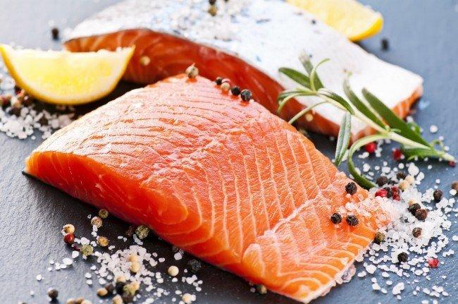 Как вымочить пересоленную красную рыбу