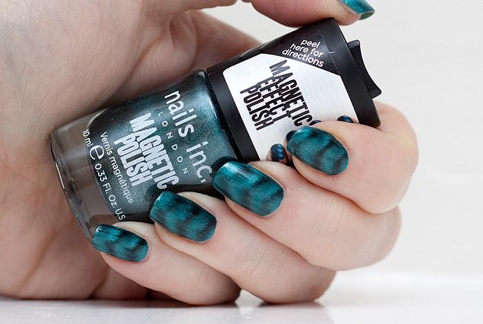 Nails inc metallic nail polish