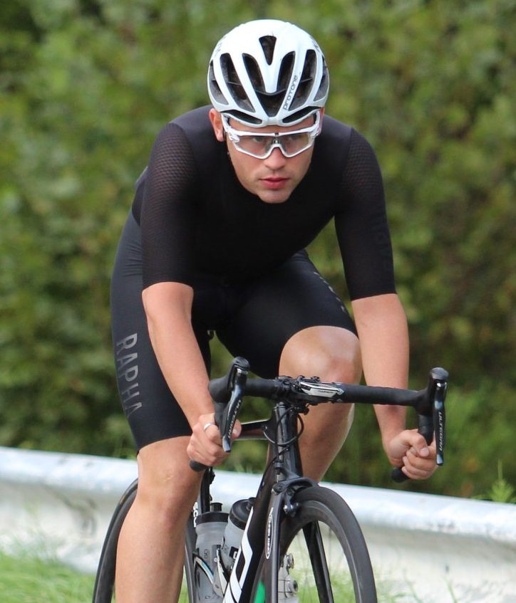 Jake gray cycling