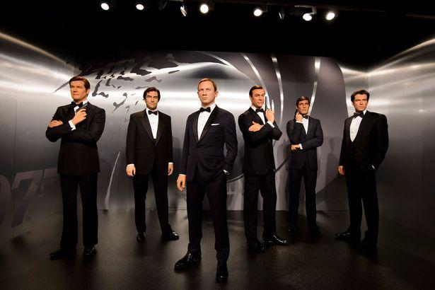 Все актеры сыгравшие джеймса бонда фото