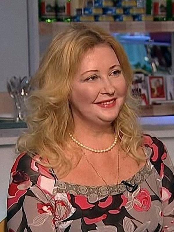Светлана рябова актриса фото сейчас