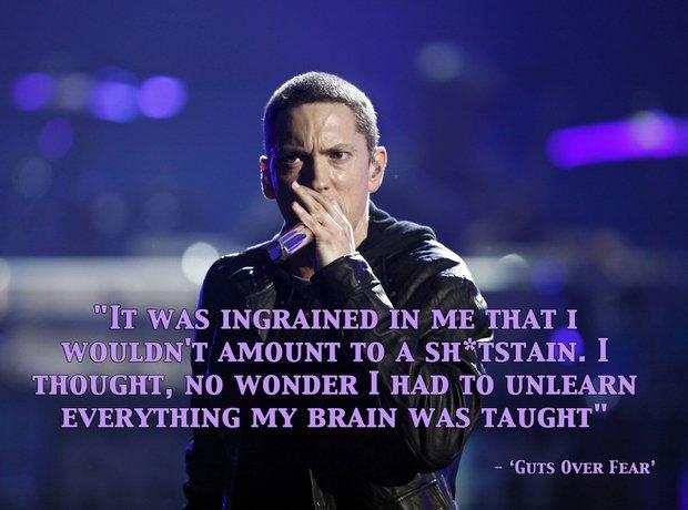 Eminem lylics