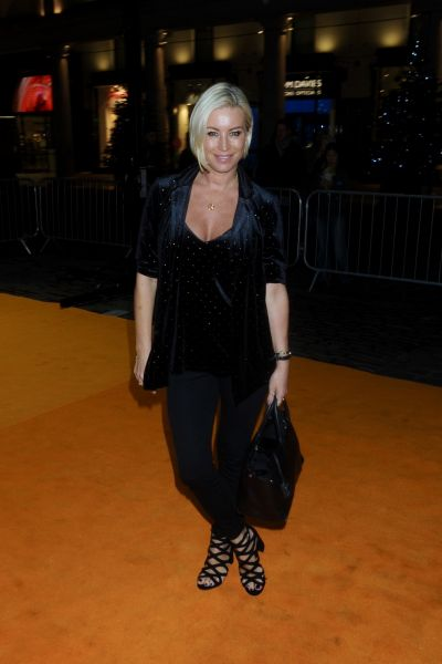 "Denise Van Outen - ""Sushisamba Launch in"