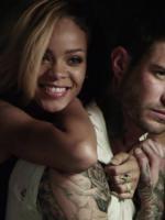 Rihanna на съемках для Rogue Man