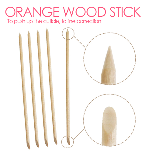 Orange sticks for nails
