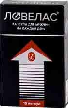 «Ловелас» обычно выпускается в недорогих капсулах, а не в таблетках